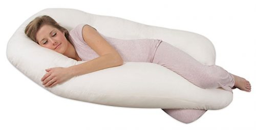 Leachco Back 'N' Belly Contoured Body Pillow