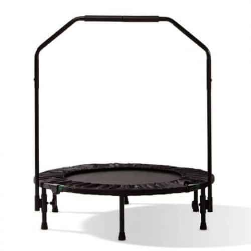 Marcy Foldable Trampoline Cardio Trainer with Handle ASG-40