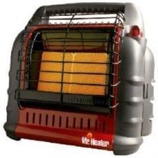 Mr. Heater MH18BRV Portable RV Propane Heater