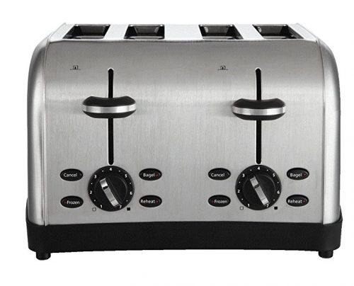 Oster TSSTTRWF4S-SHP 4-Slice Toaster