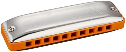 Seydel Blues Session Steel C harmonica