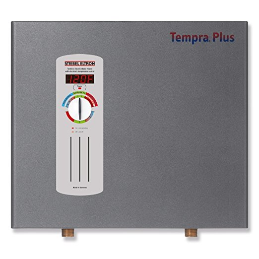 Stiebel Eltron Tempra Plus Tankless Electric Water Heater