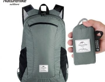 Ultralight Foldable Hiking Backpack