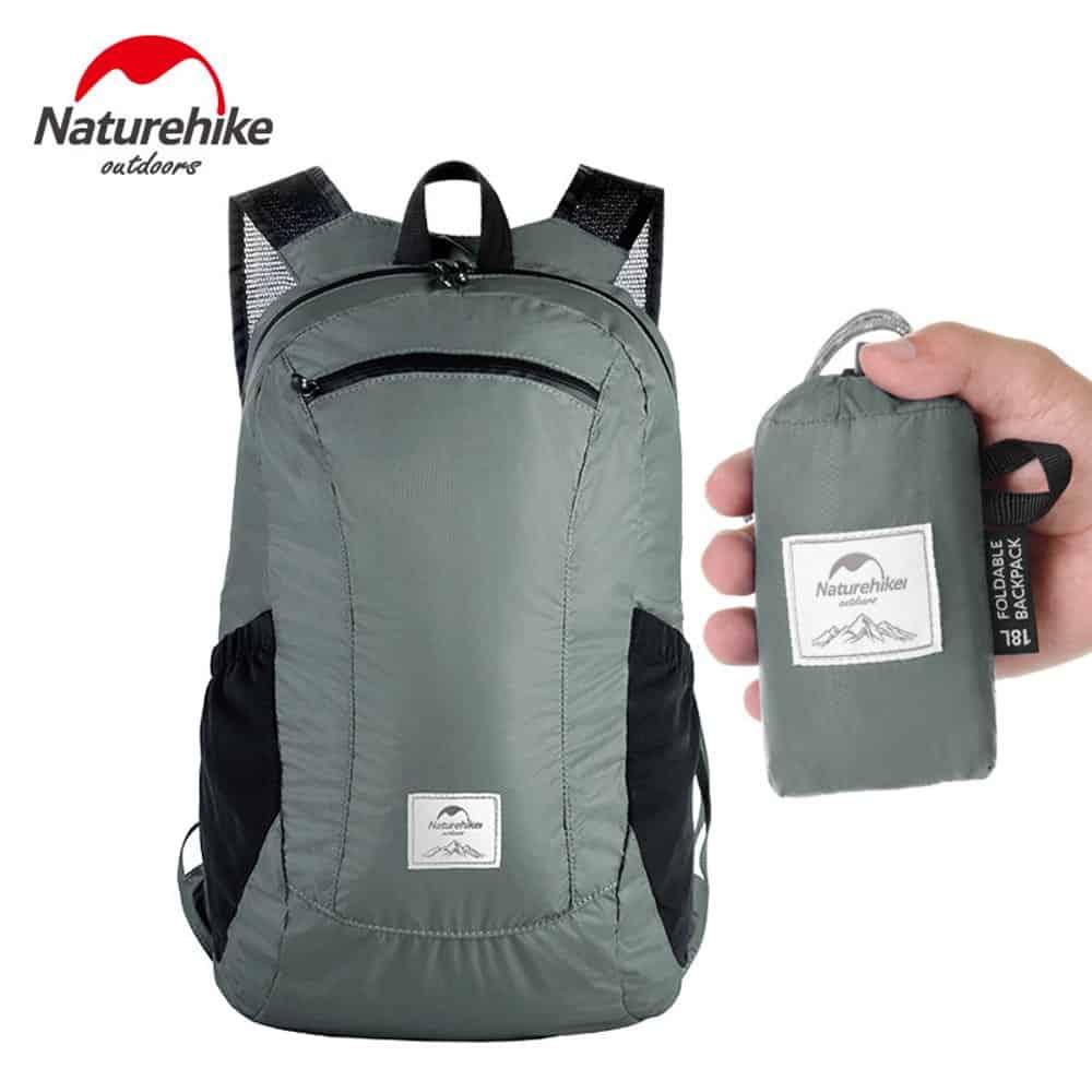 Ultralight Foldable Hiking Backpack