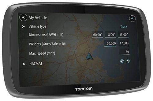 TomTom Trucker 600 GPS Device