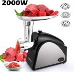 Hauture Electric Meat Grinder