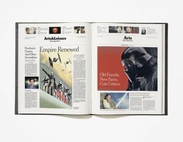 In a Galaxy Far, Far Away New York Times Book