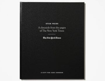 In a Galaxy Far, Far Away New York Times Book