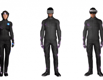 HoloSuit Next Level VR
