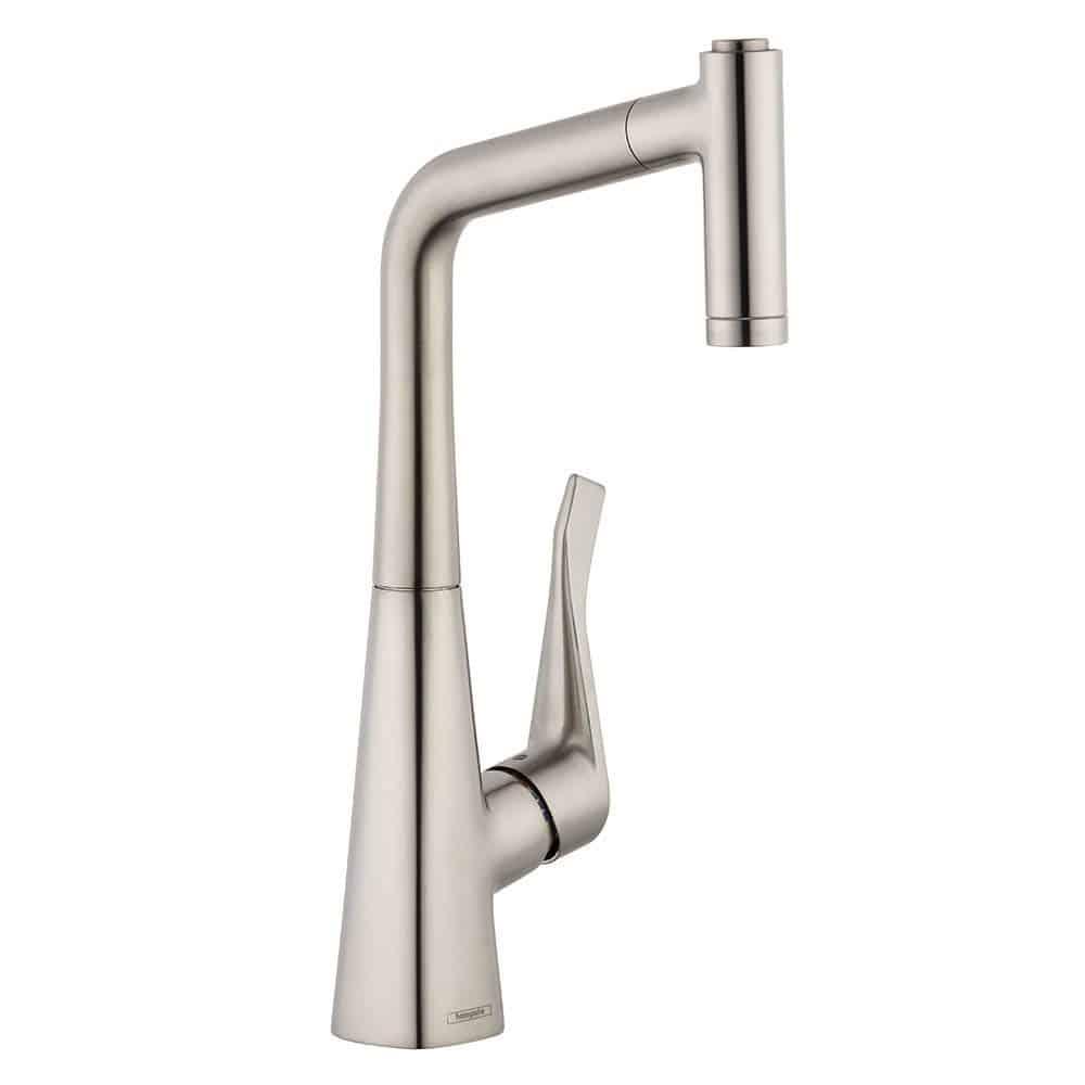 HG Metris HighArc Prep Kitchen Faucet