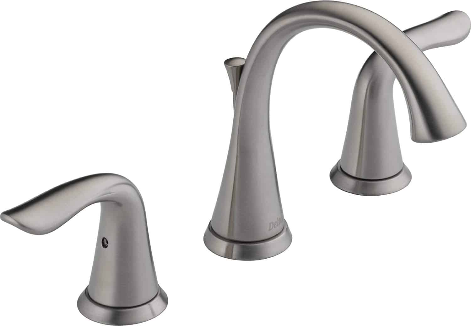 Delta 3538-SSMPU-DST Lahara 2-Handle Widespread Bathroom Faucet