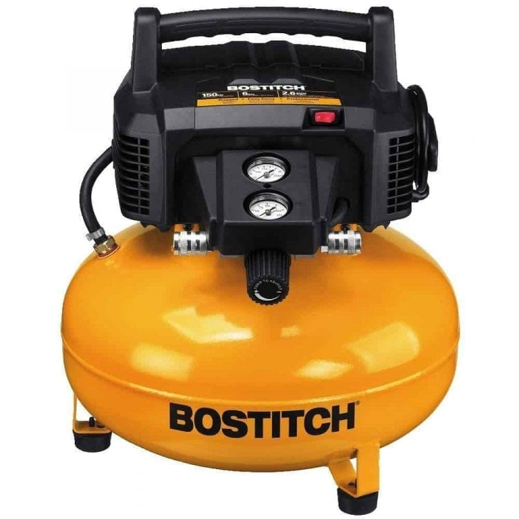 Bostitch BTFP02012 Oil-Free Compressor