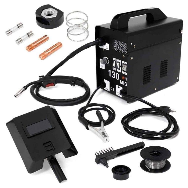 MIG Series Gas-Less Flux Core Wire Welder Welding Machine