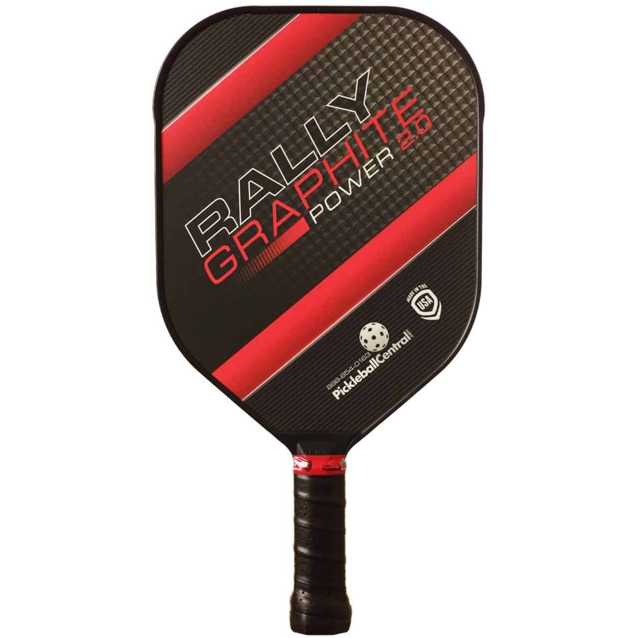 Rally Graphite Power 2.0 Pickleball Paddle