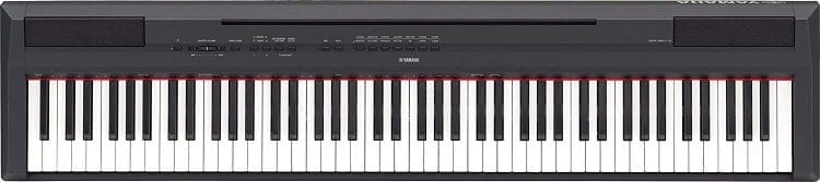 Yamaha P115 88-Key Weighted Action Digital Piano