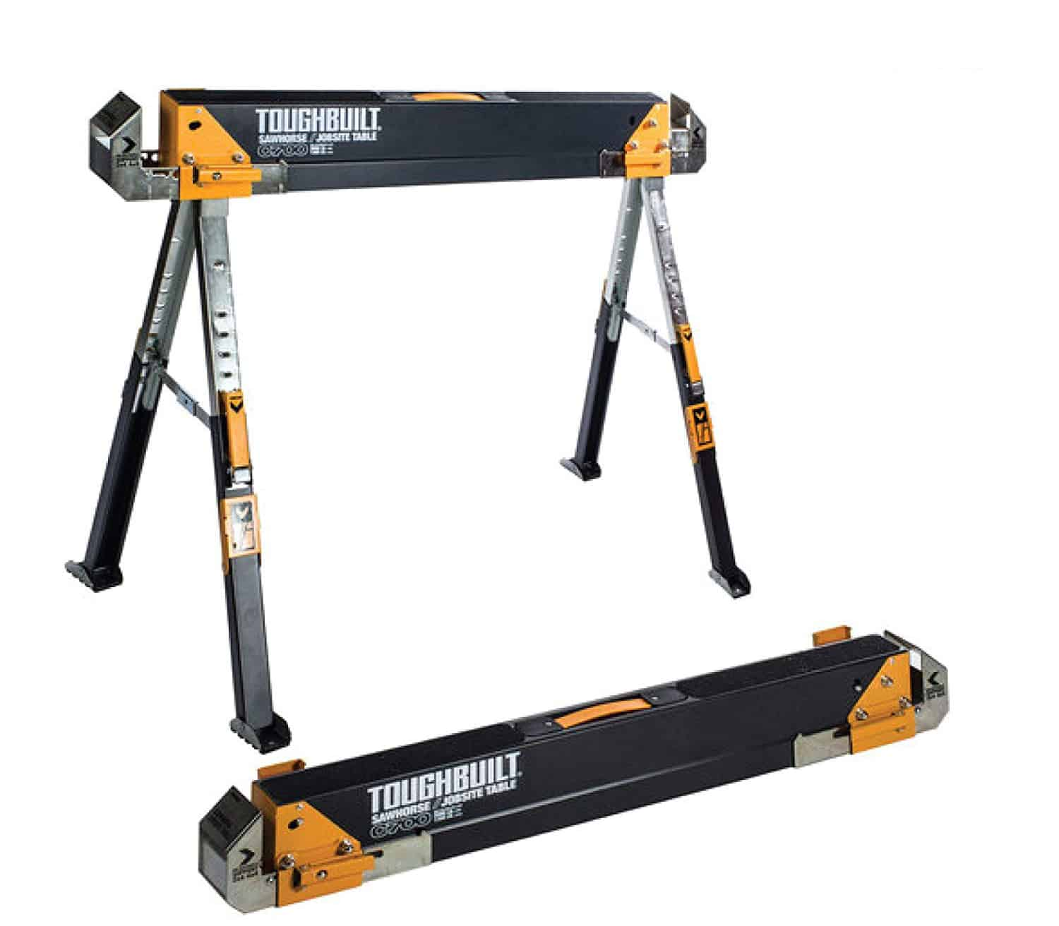 ToughBuilt Folding Sawhorse/Jobsite Table