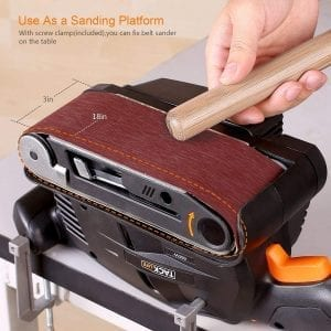 10 Worthy Belt Sander to Get The Job Done Right - [TOP 2018