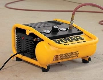 15 Small Air Compressor Reviews – Don't Break Your Back Or Bank Account In 2020