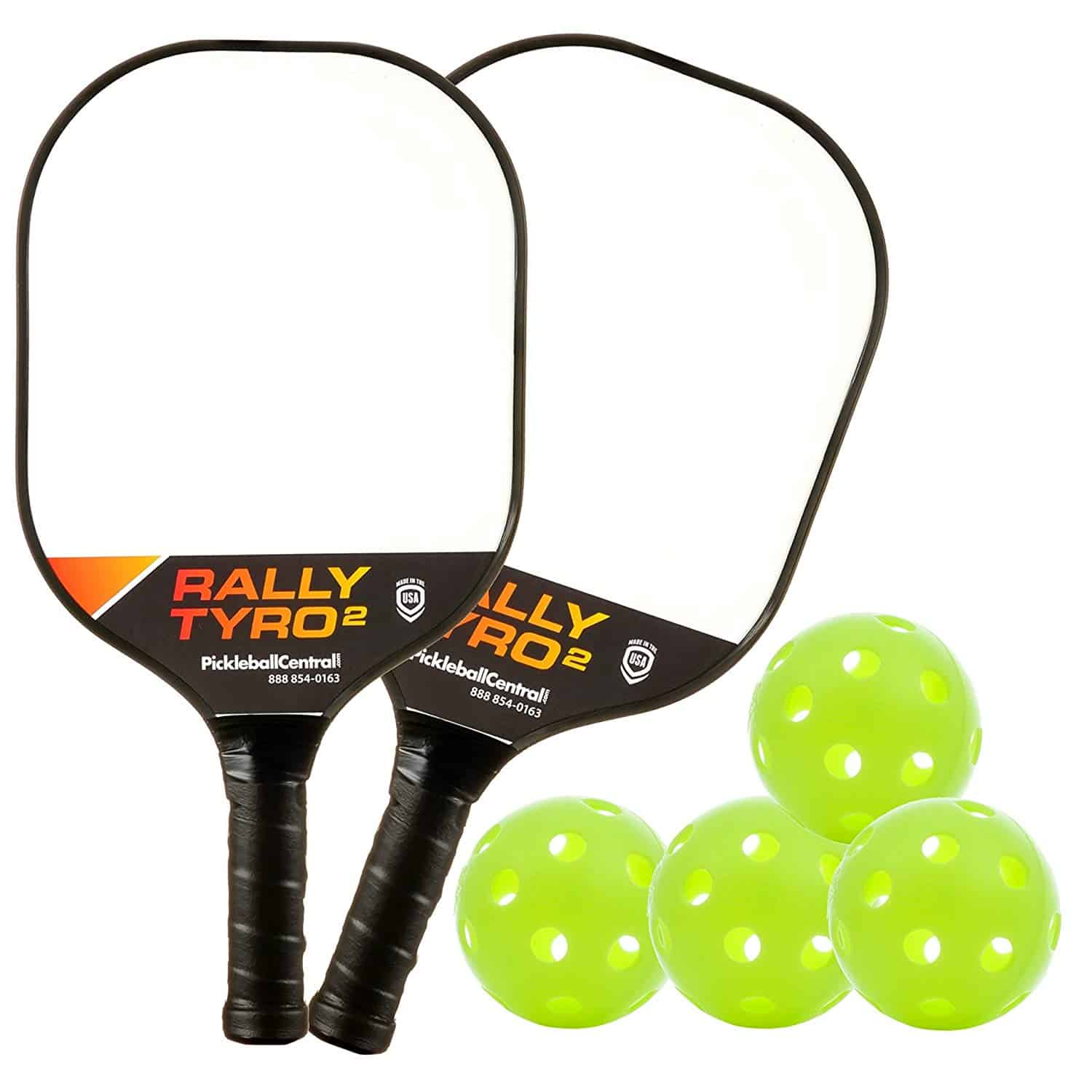 Rally Tyro 2 Pickleball Paddle Set