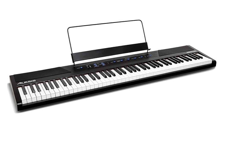 Alesis Recital – 88-Key Beginner Digital Piano