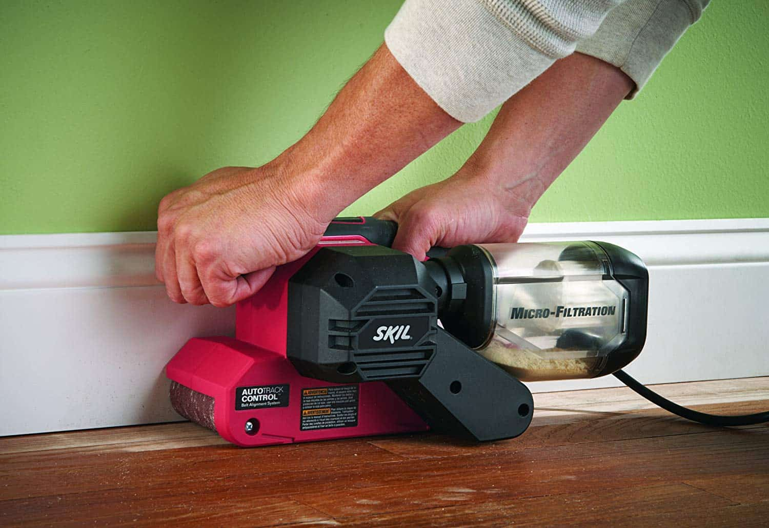 10 Worthy Belt Sander Reviews – Get The Job Done Right In 2018