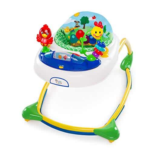 Baby Einstein Caterpillar and Friends Discovery Walker