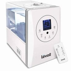LEVOIT Humidifiers, 6L Warm and Cool Mist Ultrasonic Humidifier for Babies