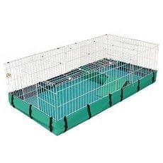 MidWest Homes Guinea Habitat Guinea Pig Cage and Accessories
