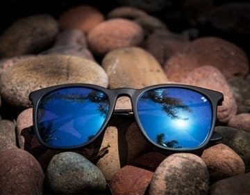 Stylish Titanium Sunnies