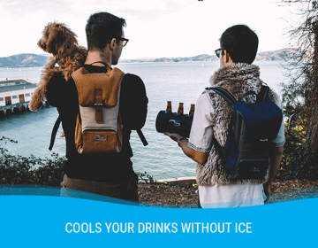 The Cold Drink Backpack