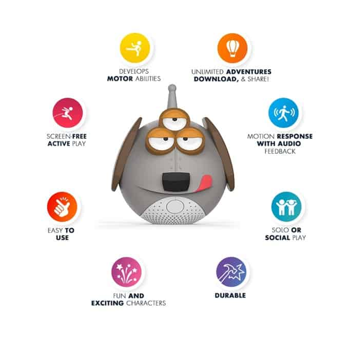 Storyball Children's Toy