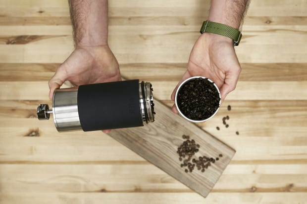 The Perfect French Press