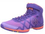 Zumba Women's Flex II Remix High Dance Shoe