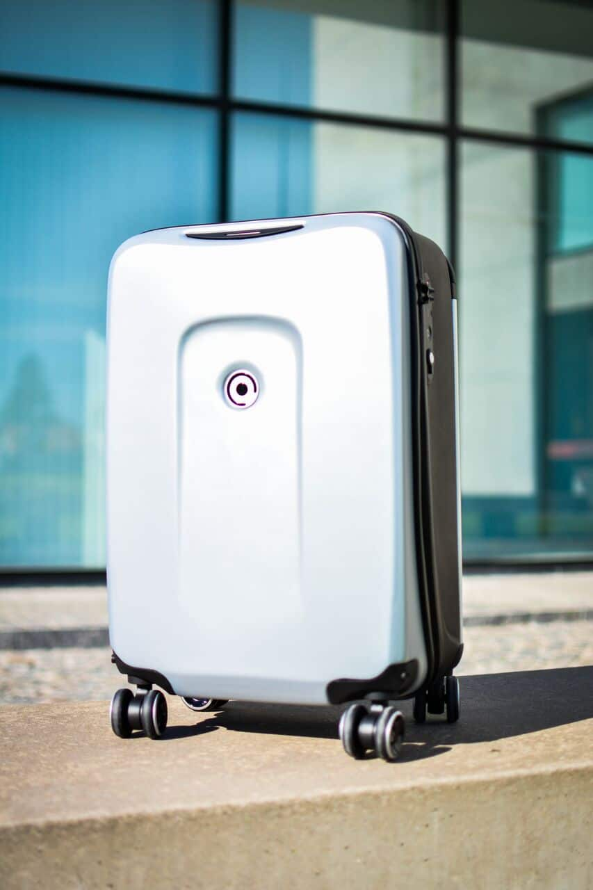 Smart Luggage With It All