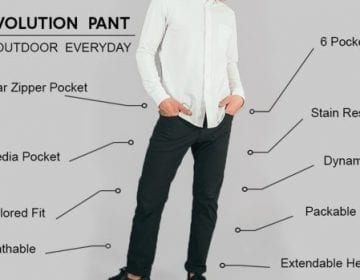 The Evolution Pants