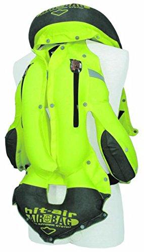 Neon Airbag Vest