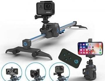 Camera Slider & Panoramic Head