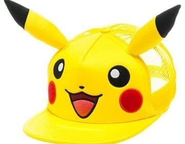 Bioworld Pikachu Hat