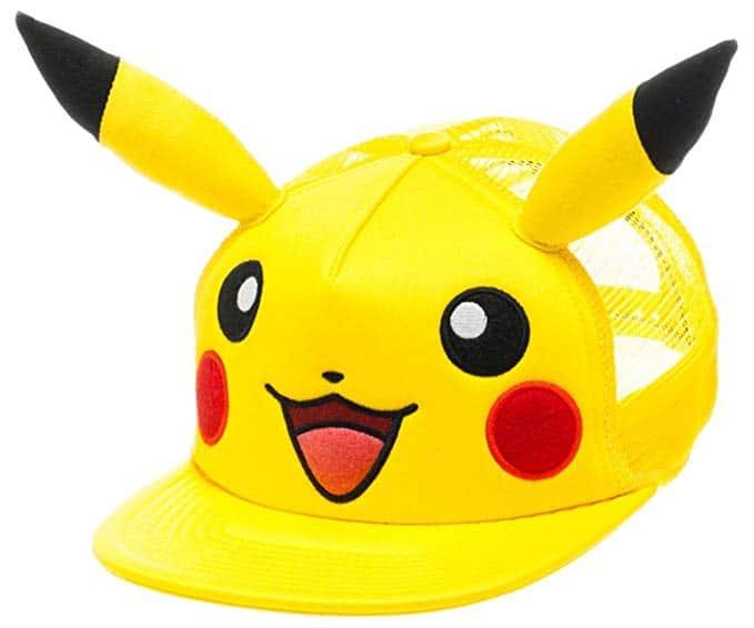Bioworld Pikachu Hat