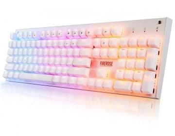 LED-illuminated Gaming Keyboard