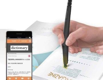 Multilingual Dictionary Pen