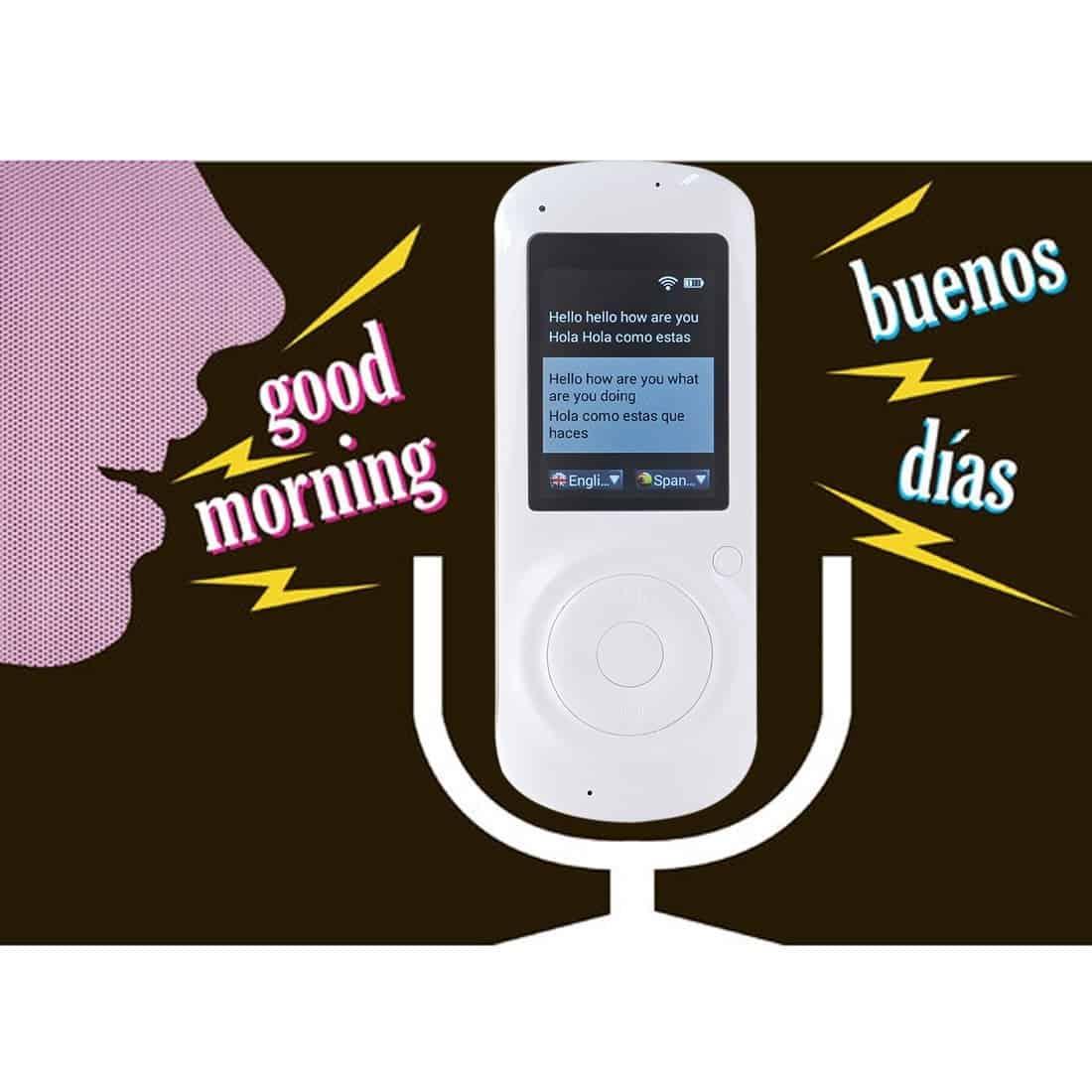 Multilingual Voice Translator