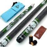 Cuesoul Maple Pool Cue Stick Kit-Rockin Series