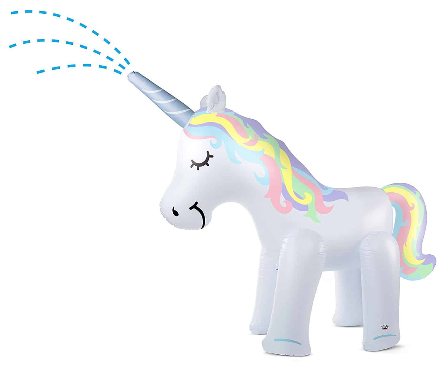 Inflatable Unicorn Yard Sprinkler