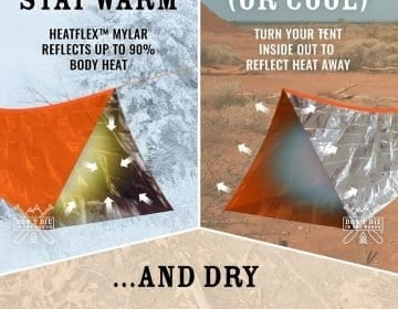 World's Toughest Ultralight Tent