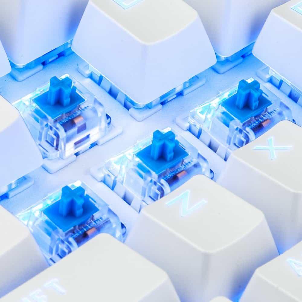 LED-illuminated Gaming Keyboard