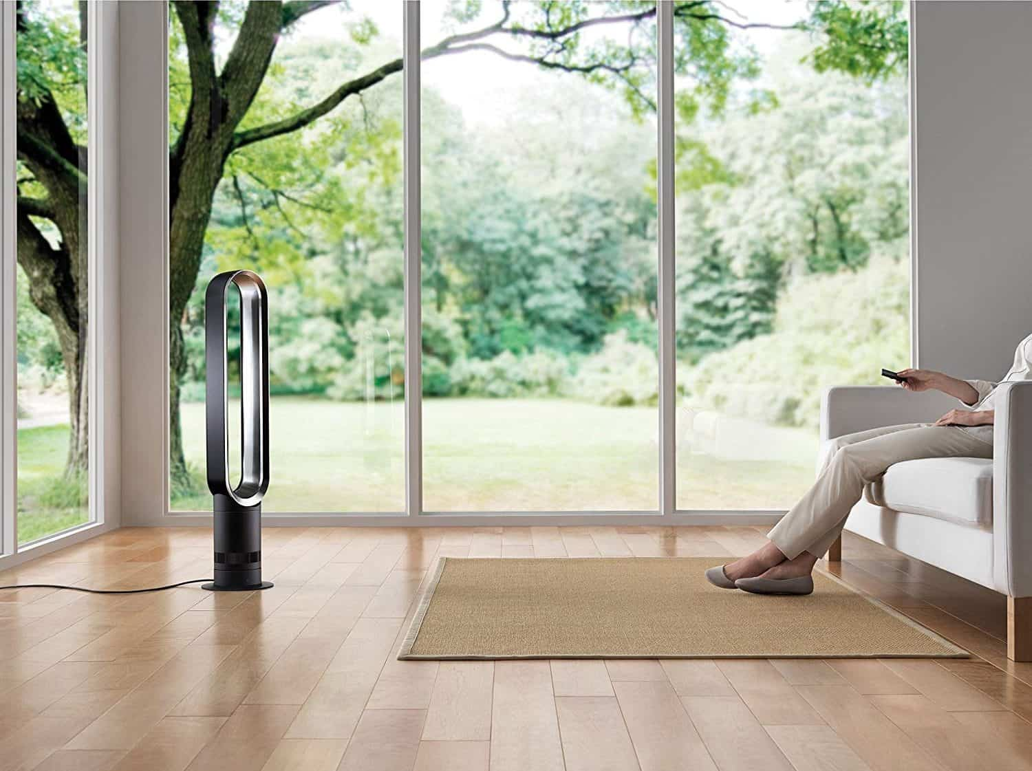 10 Terrific Tower Fan Reviews – Keep Cool in 2018