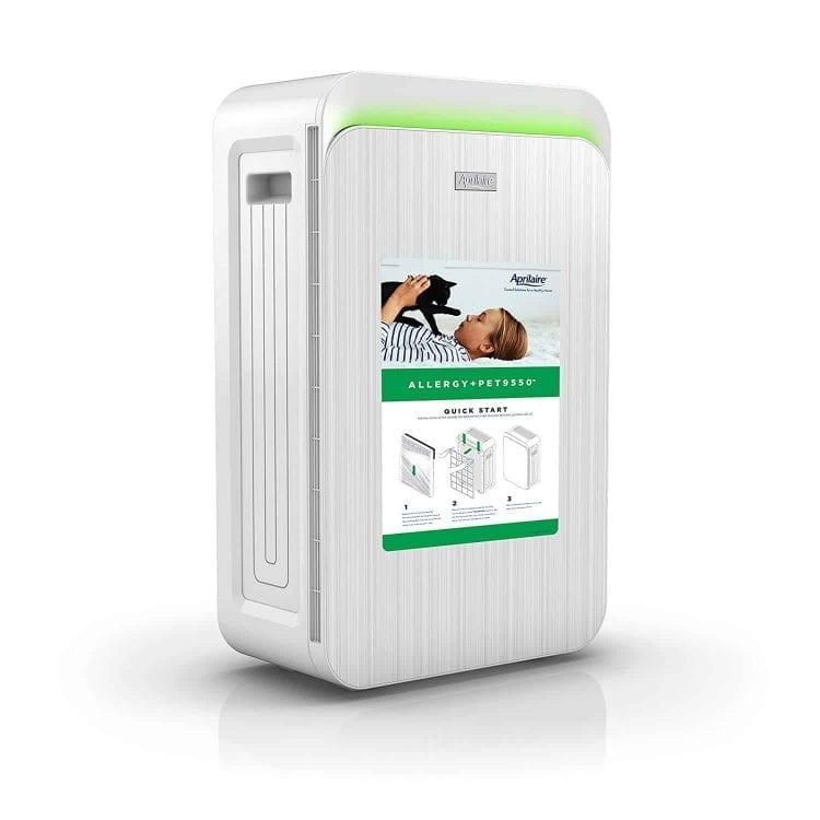 Aprilaire Allergy + Pet9550 True HEPA Air Purifier