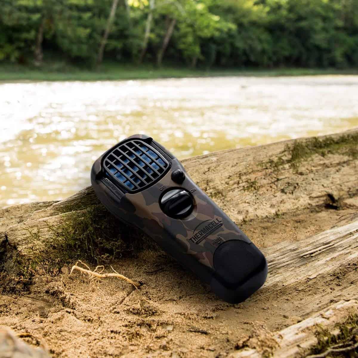 Portable Camo Mosquito Repeller