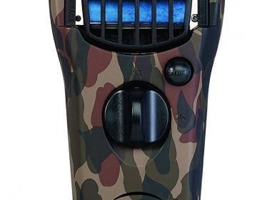 Portable Camo Mosquito Repeller